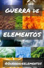Guerra de elementos by guerradeelementos