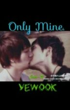 Only Mine. [One Shot] [YeWook] by Cata-R
