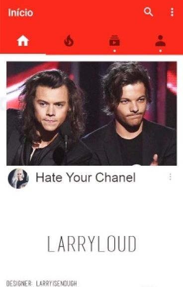 Hate your channel (AU! Youtubers)