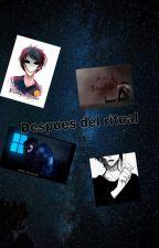 Despues del ritual by Danrum_