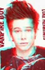 Vampire Boy (Luke Hemmings) by Tatili_close26