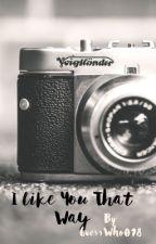 I Like You That Way (Jonaxx fan fiction) by GuessWho018