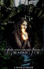 The Heir of Ice Chronicles Book 1: Burning Ice (coming soon) by bri1128