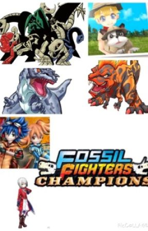 Fossil Fighter Champions: The New World by DRAGOqueen_