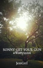 SONNY GET YOUR GUN by JemGrrl
