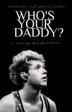 who's your daddy? ∙ narry au by mkstoran