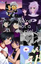 We're not a couple! by MayDreamer1