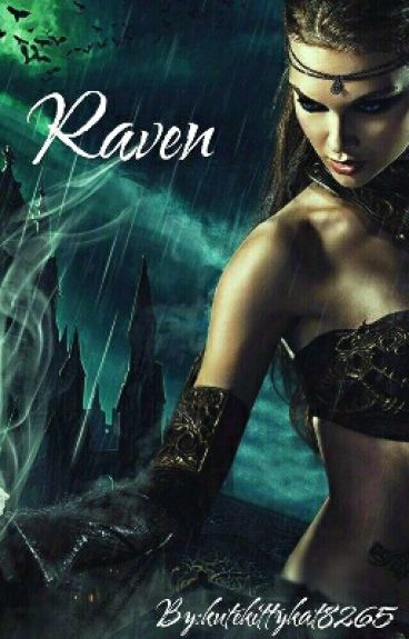 Raven (Book One of the Dark Lycans Series)