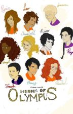 Heroes of Olympus+Whatsapp by adorkable_misha