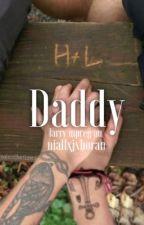 Daddy • larry mpreg au • by hesforlittlelou