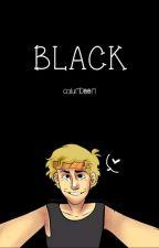 black; a.i by calumboom