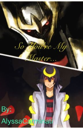 So You're My Master (Human Giratina Romance to Lemon Story) by DarkWolfAngel30