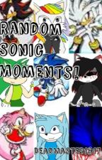 Random Sonic Moments! by astra-magicka