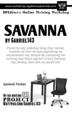Savanna by Gabriel143