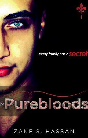 The Purebloods #Wattys2015 by ZeinHasan
