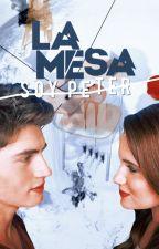 La mesa by itsh0pe