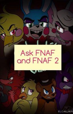 Ask FNAF And FNAF 2 - Toy Bonnie X Toy Chica - Wattpad