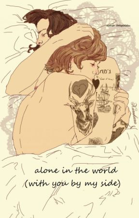 alone in the world (with you by my side) by littlepixielou