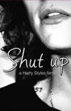 Shut Up - HS fanfic by cleoobrien