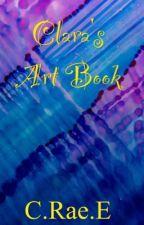 Clara's Art Book by C_Rae_E