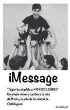 iMessage  (Old Magcon) by samdaddywilk