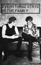 everything stays in the family ● muke by amazing_muke