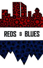 Reds & Blues by CCMMan