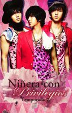 Niñera con privilegios... {2da temp} by Srta_galleta