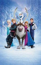 Frozen songbook by Birdyelle