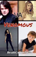 Venomous (A VA FanFiction) by BeaRCub6655