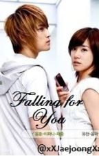 [HIATUS] Falling For You - [KIM JAEJOONG FAN FICTION] by xXJaejoongXx