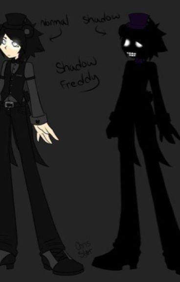 Shadow freddy x fem animatronic reader fnaf syd wattpad