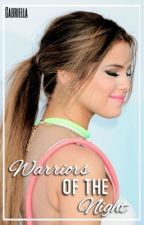 Warriors of the Night ☪ Brett Talbot[o.h.] by YoursTrulyGabriella