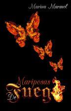 Mariposas de fuego by SrMichaelis