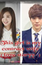 This girl is so tanga! is my contract wife (love storyy) by Angelica_E143