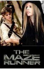 The maze runner (Newt love story) by nameless612
