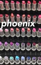 phoenix || cth by sadisticafi