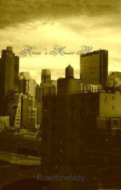 Roxi's Music Playlist by TimeLadyRoxi
