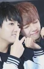[OneShot] [VKook] [BTS] I Think I'm In Love With You by AmyRayHudson