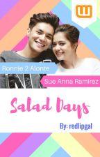 Salad Days by redlipgal