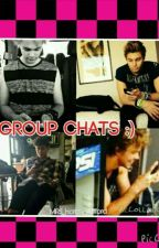 Group Chats With 5SOS by MRS_Horan_Clifford