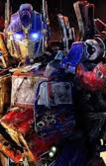 Optimus Prime love story - Moonbear Admy - Wattpad