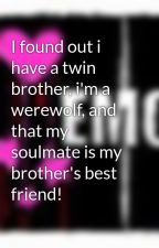 I found out i have a twin brother, i'm a werewolf, and that my soulmate is my brother's best friend! by nightgirl347