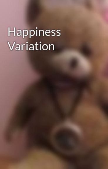 Happiness Variation by iluvmj95