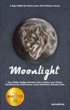 ضوء القمر  by basicallyray