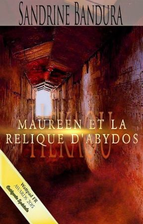 Hékaou [0] - Maureen et la Relique d'Abydos by SandrineBandura