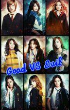 Good VS Evil by Taengoo_Thant
