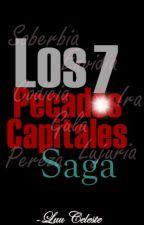 Los Siete Pecados Capitales by LuuShawol1D