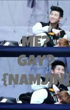 Me? Gay? [NAMJIN] by MelloKim