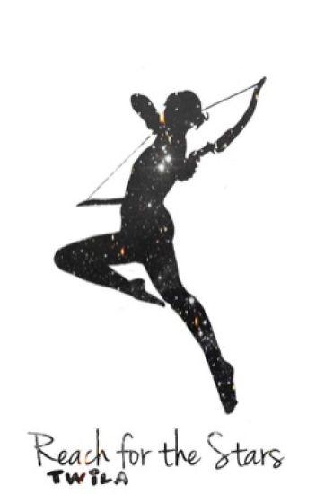 Reach for the Stars (Percy Jackson AU)